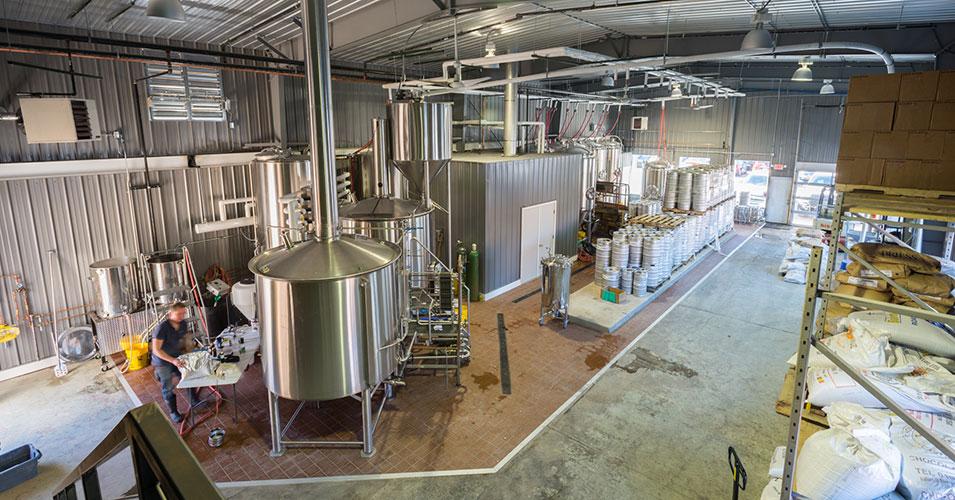 42 North Brewery
